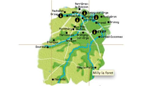 Débarras dans l'Essonne